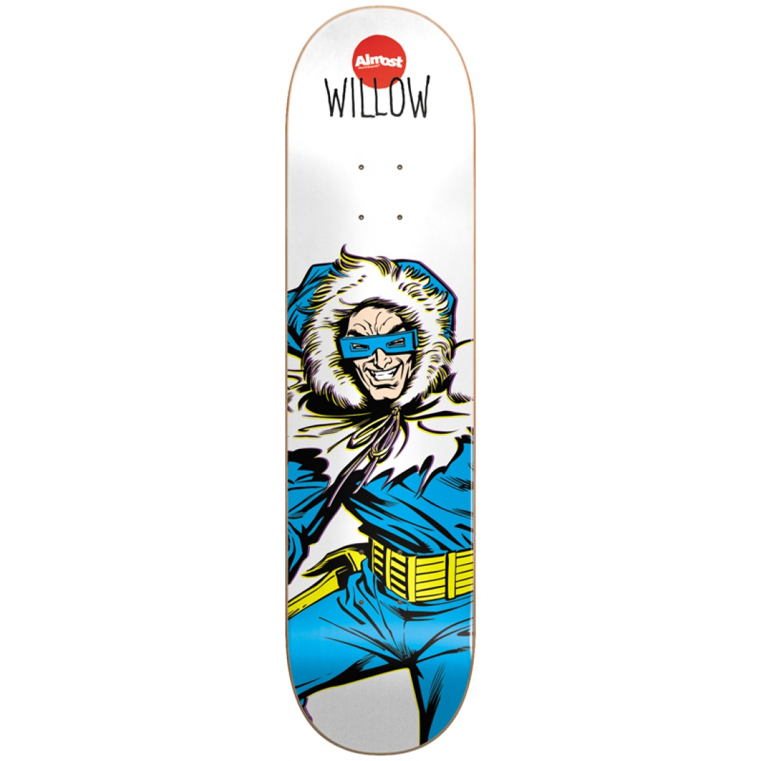 ALM-Captain Cold R7 Willow 7.75 Deck