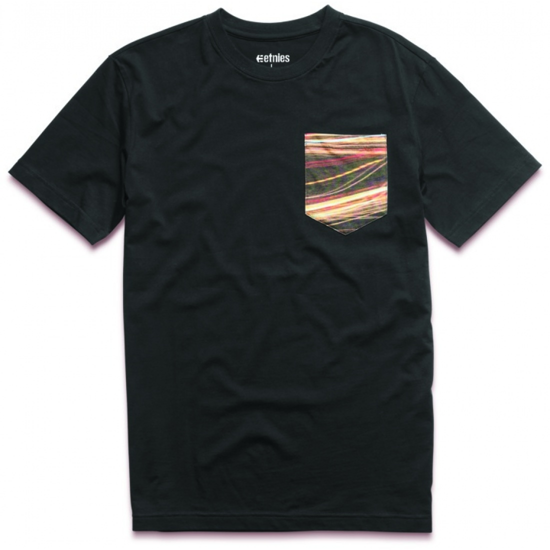 ETN-Wynne T-Shirt Black