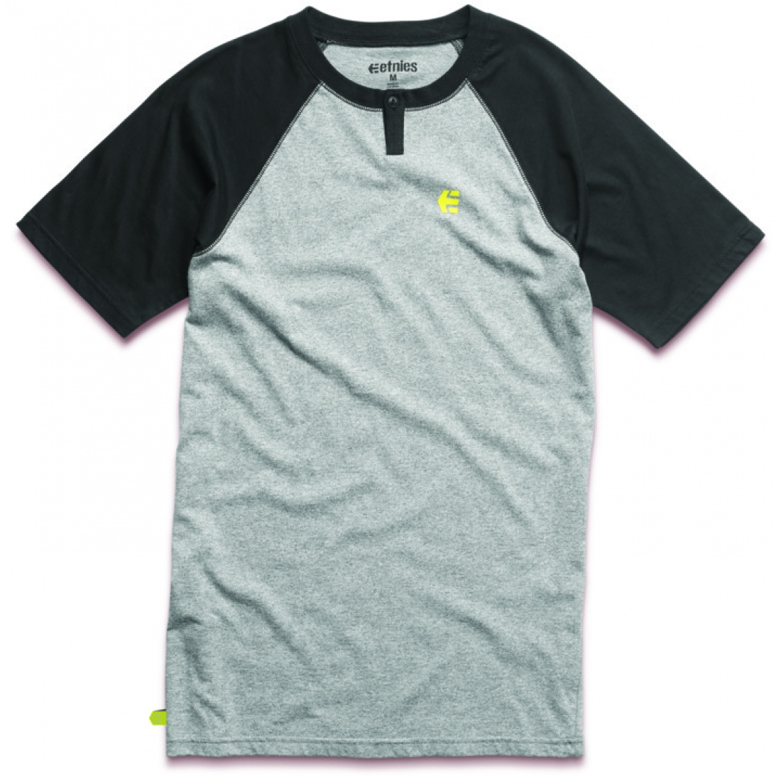 ETN-Albany S/S Tee Grey/Heather