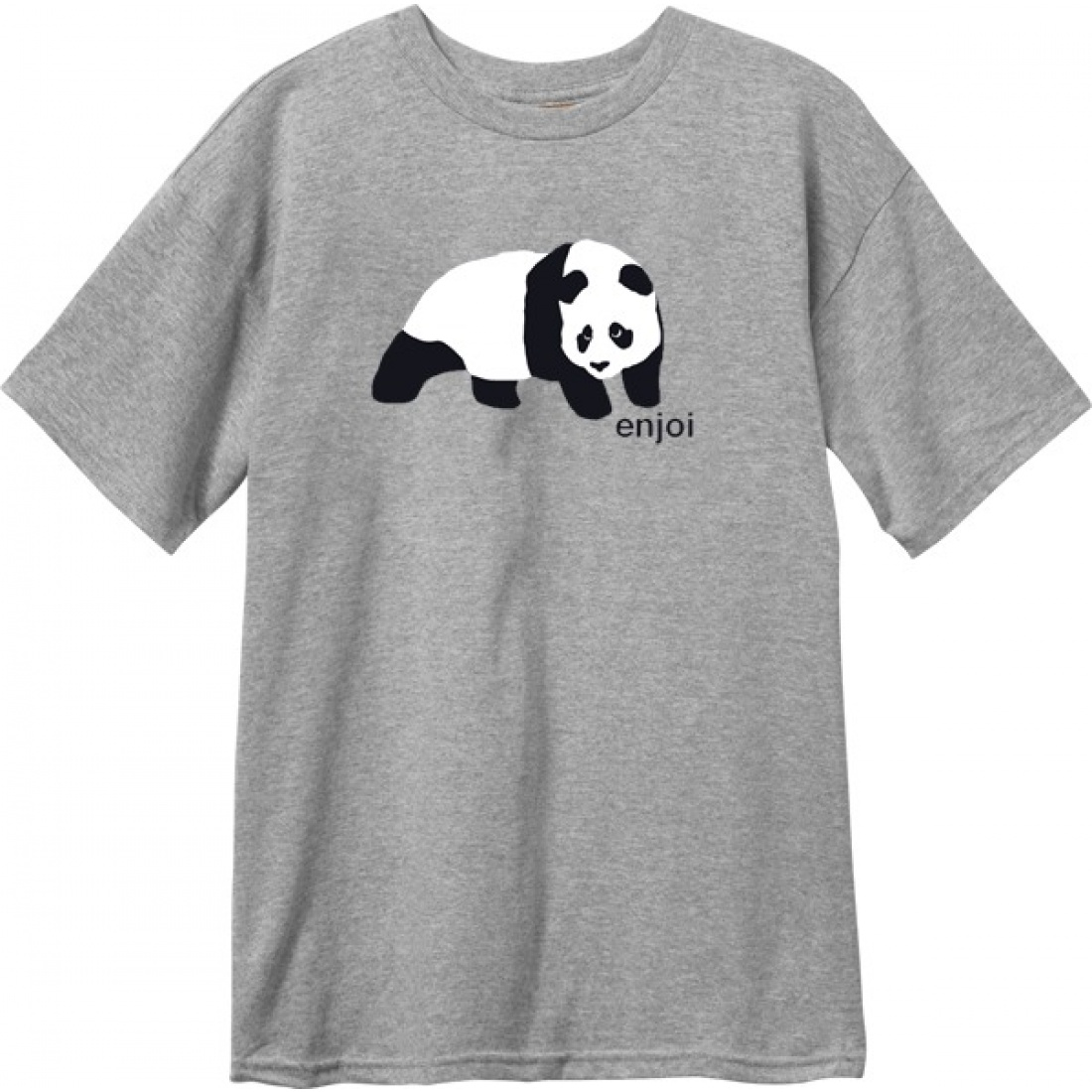 ENJ-Original Panda Athletic Heather Tee