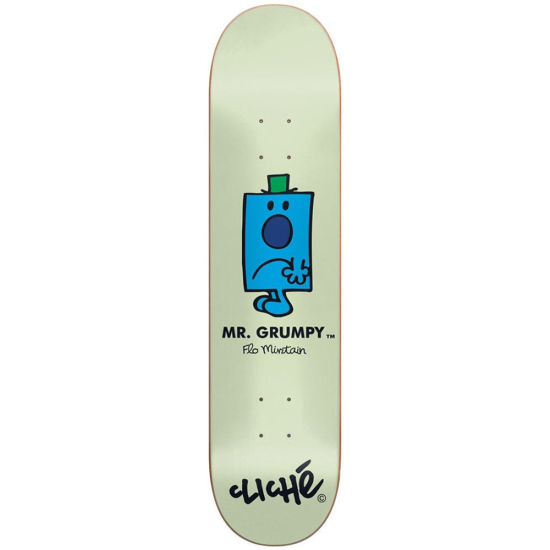 CLE-Mr. Men Flo Mirtain R7 8.25 Deck