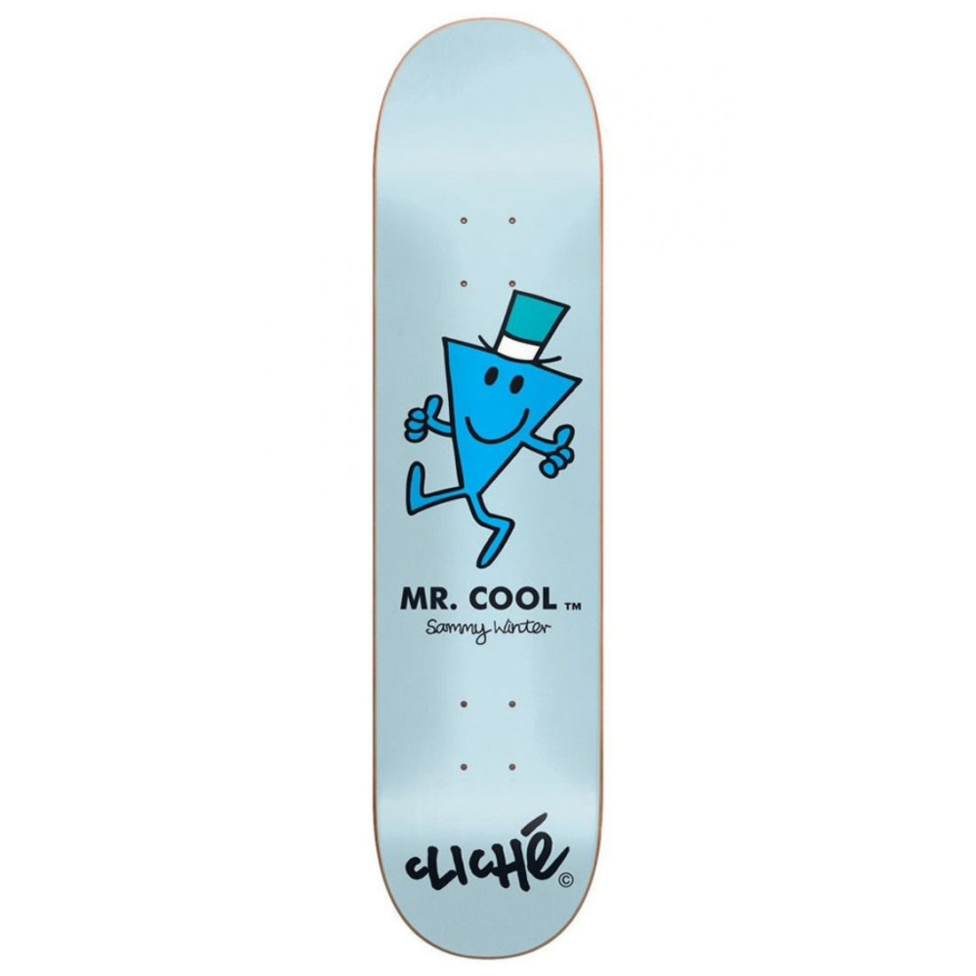CLE-Mr. Men Sammy Winter R7 8.375 Deck