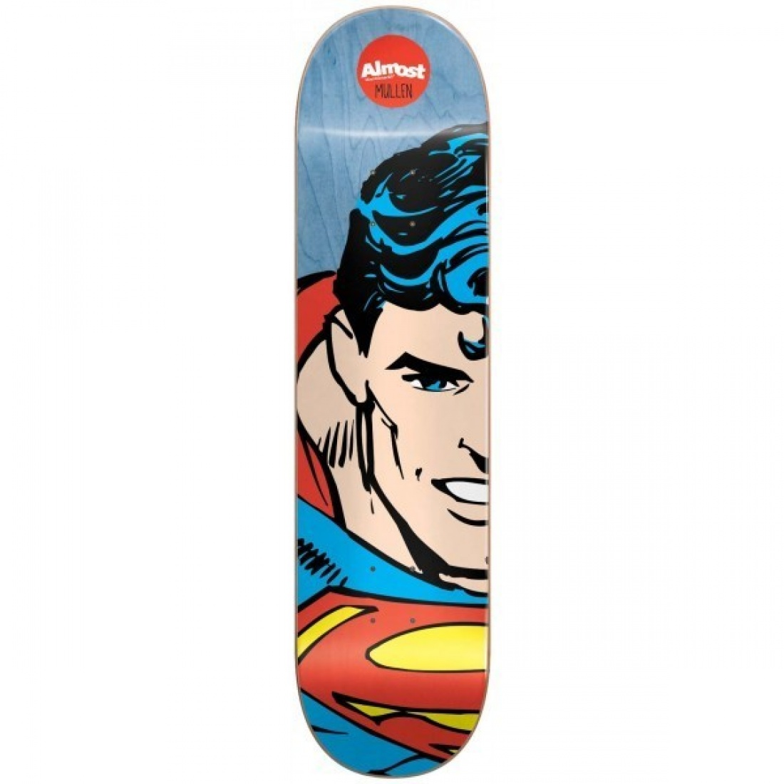 ALM-Superhero Splitface Rodney Mullen R7 8.125 Deck