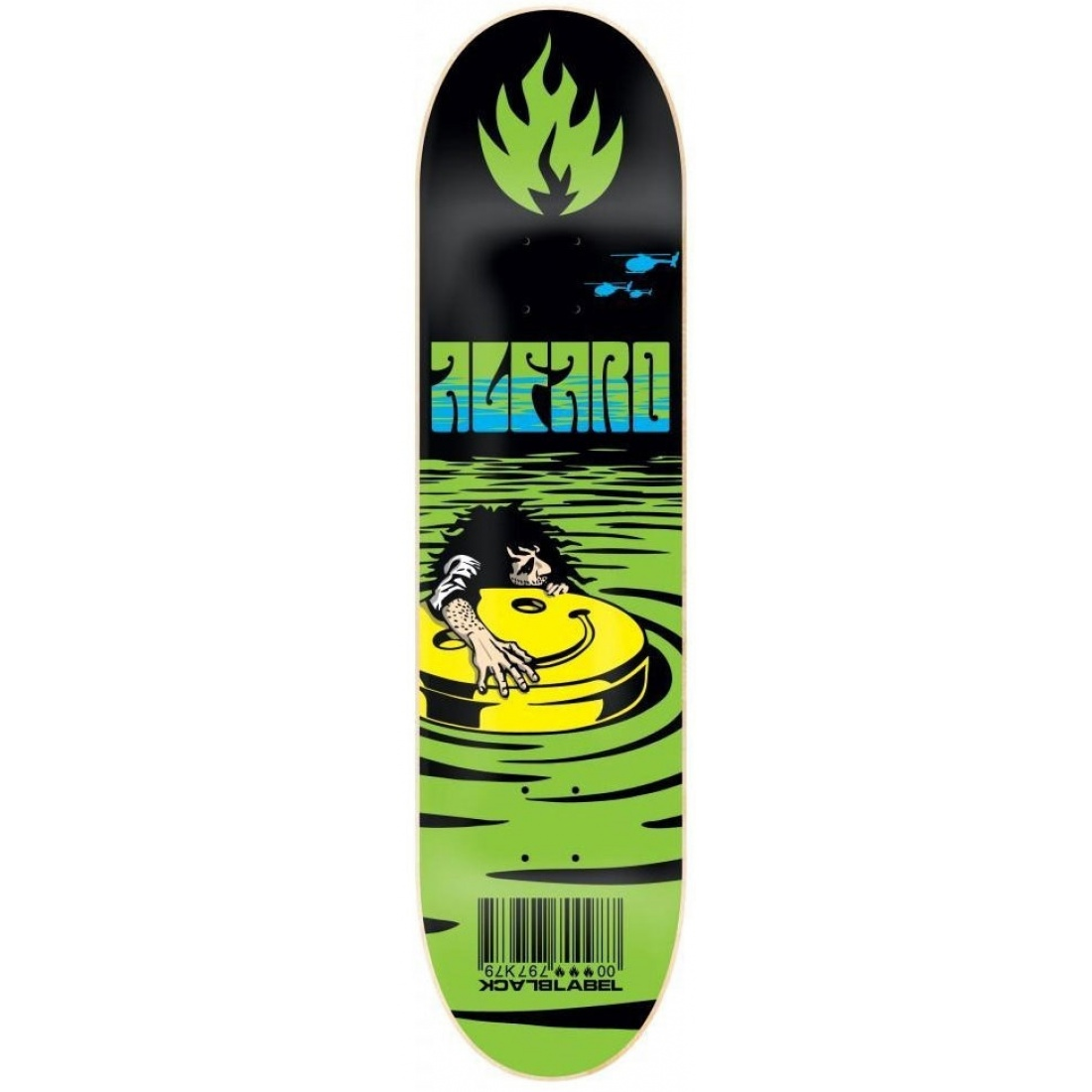 BL-Bad Trip Alfaro 8.1 Deck