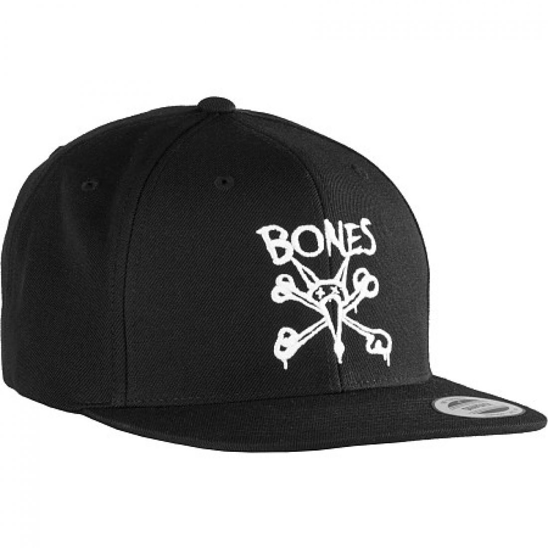 Bones Wool Vato Op Snap Back Cap