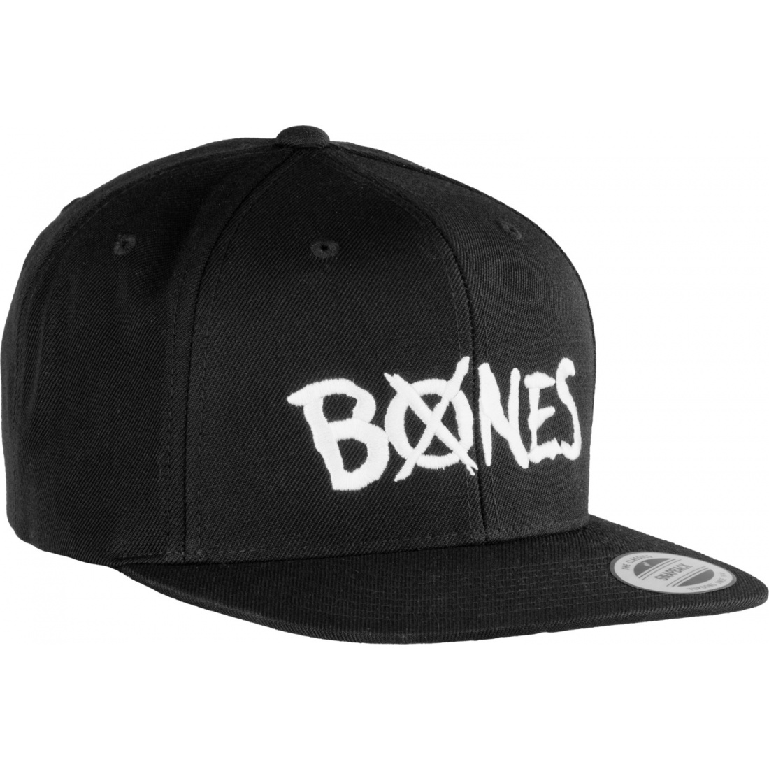 Bones Wool X Bones Snap Back Cap