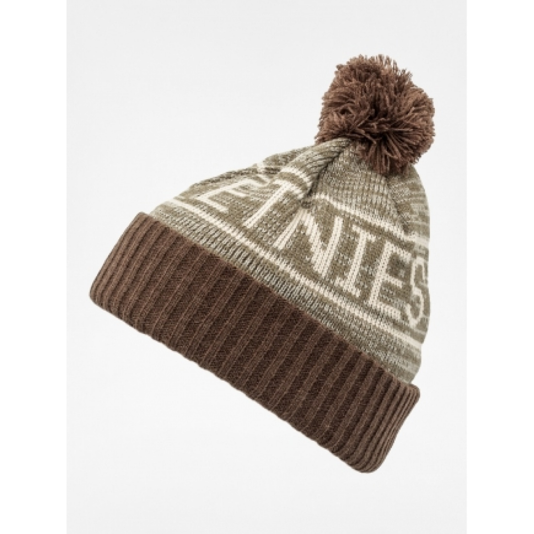 ETN-Liniar Beanie Olive/Heather