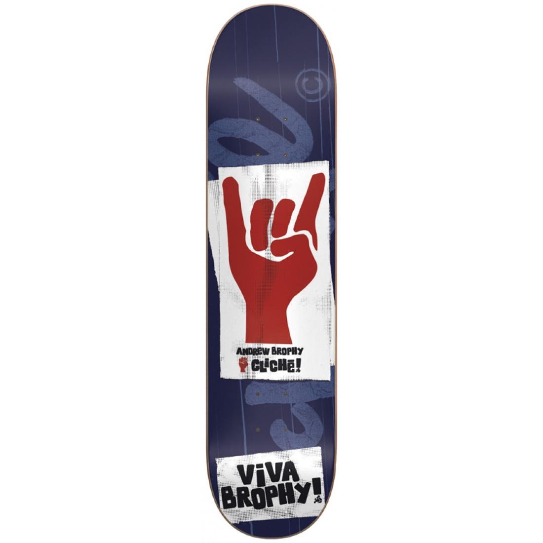 CLE-Viva Brophy R7 8.1 Deck