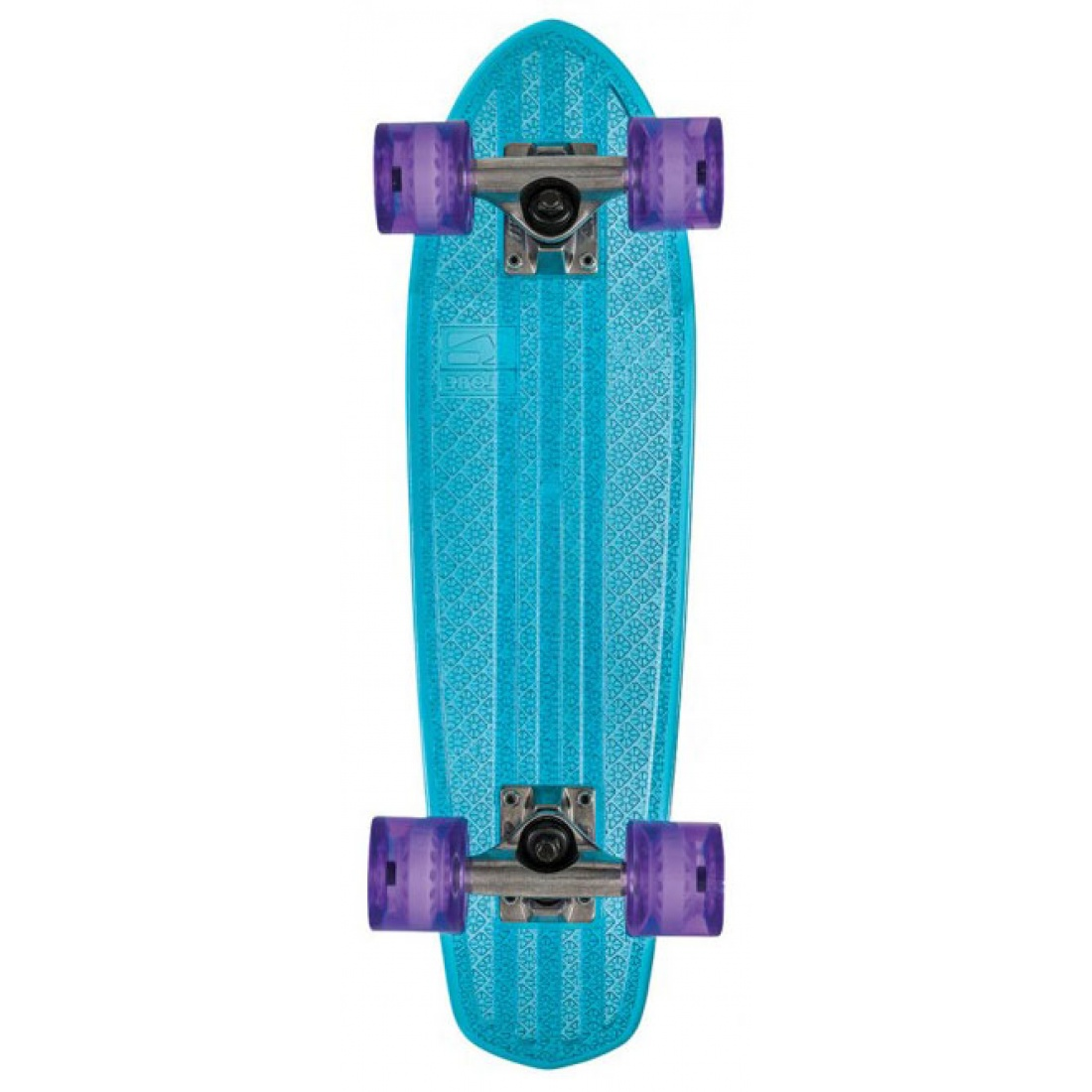 GLB-Bantam Light Blue Raw Purple 24 Clears