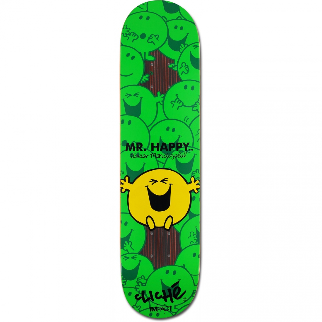 CLE-Mr. Men Impact Javier Mendizabal 7.75 Deck