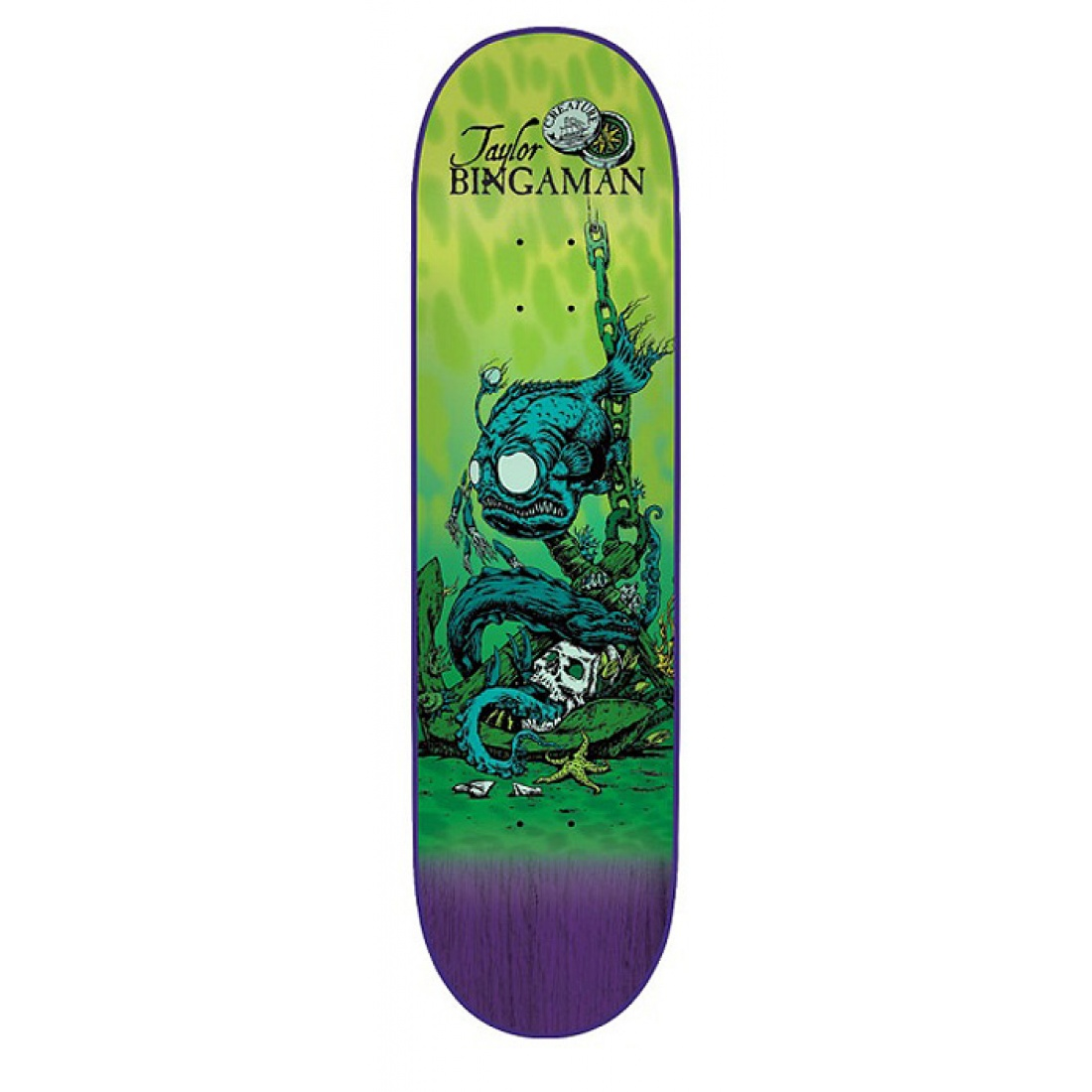 CRT-Bingaman Cove Powerply 8.4 Deck
