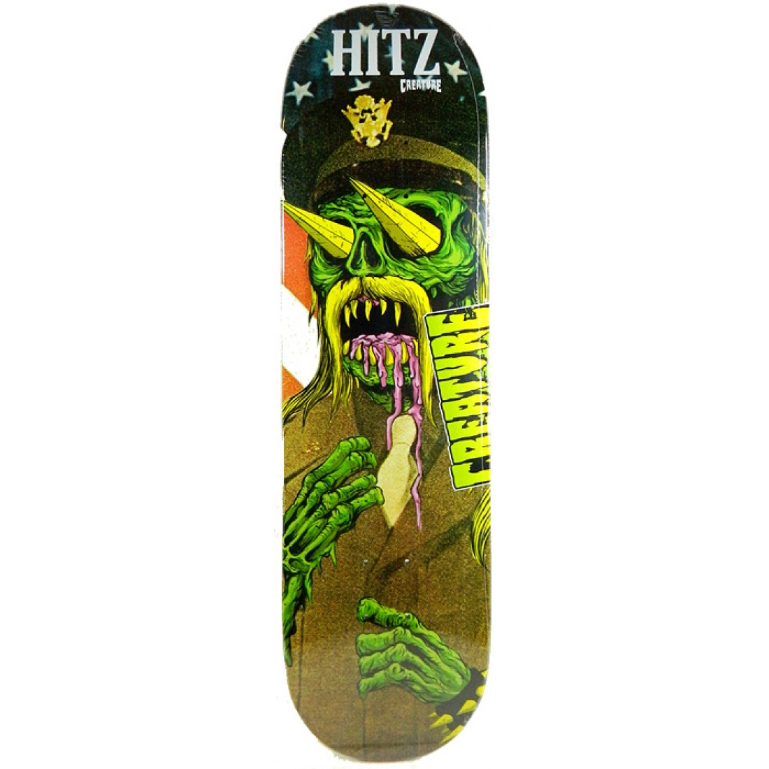 CRT-Hitz Creeps Powerply 8.25 Deck