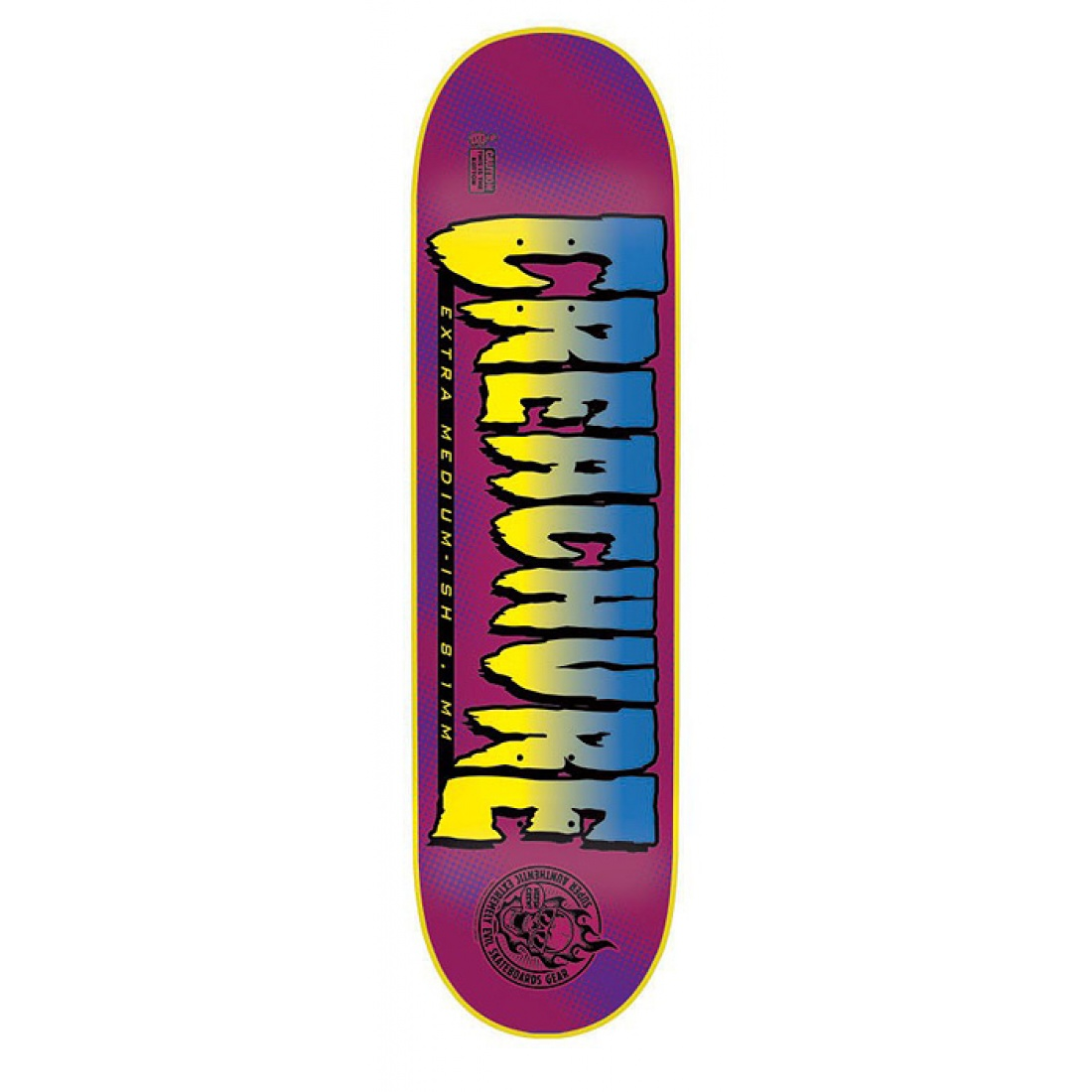 CRT-Team Gray Market Medium-ish Powerply 8.1 Deck