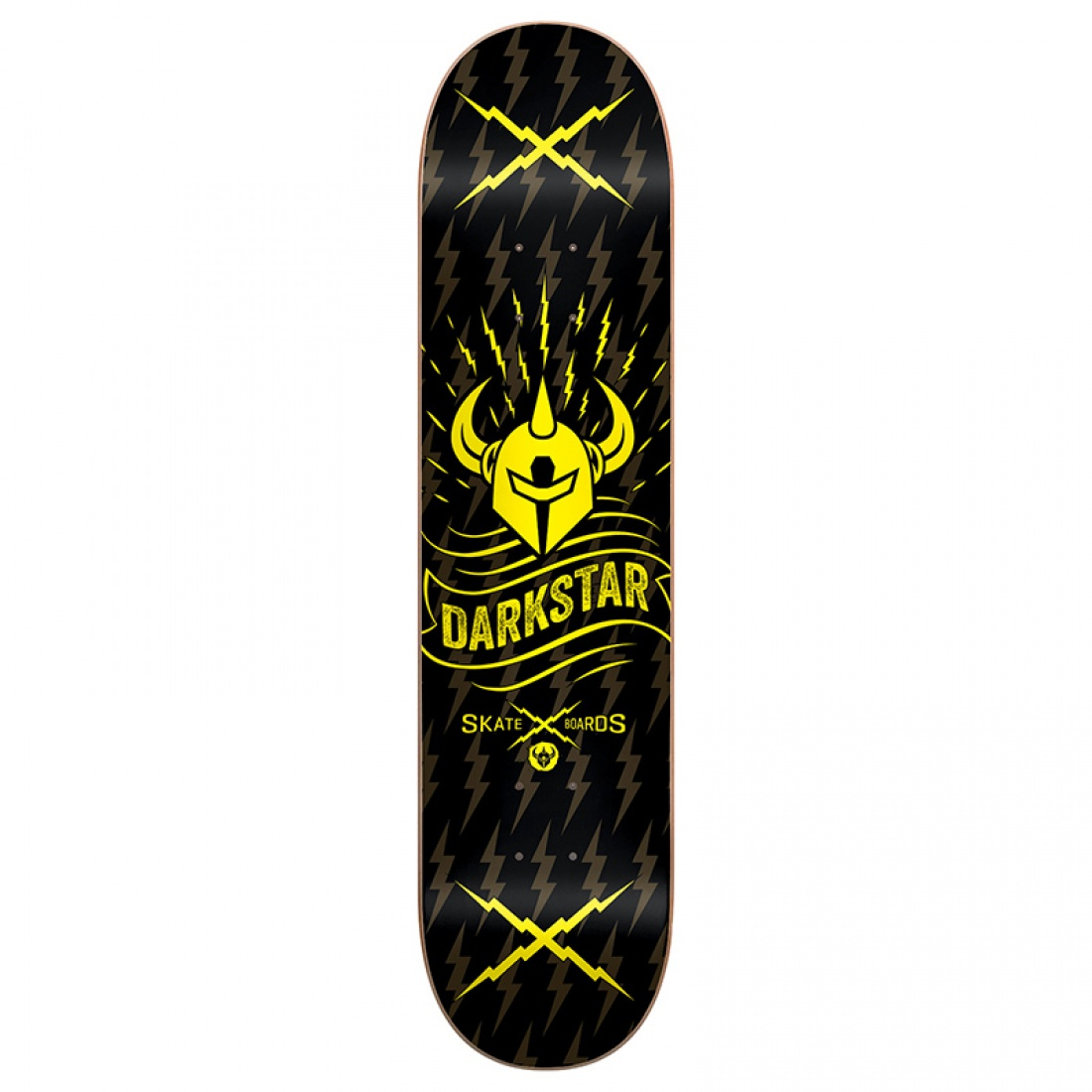 DST-Axis SL Yellow 8.0 Deck