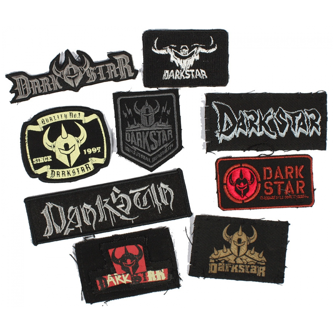 DST-Break Patch Assorted Patch