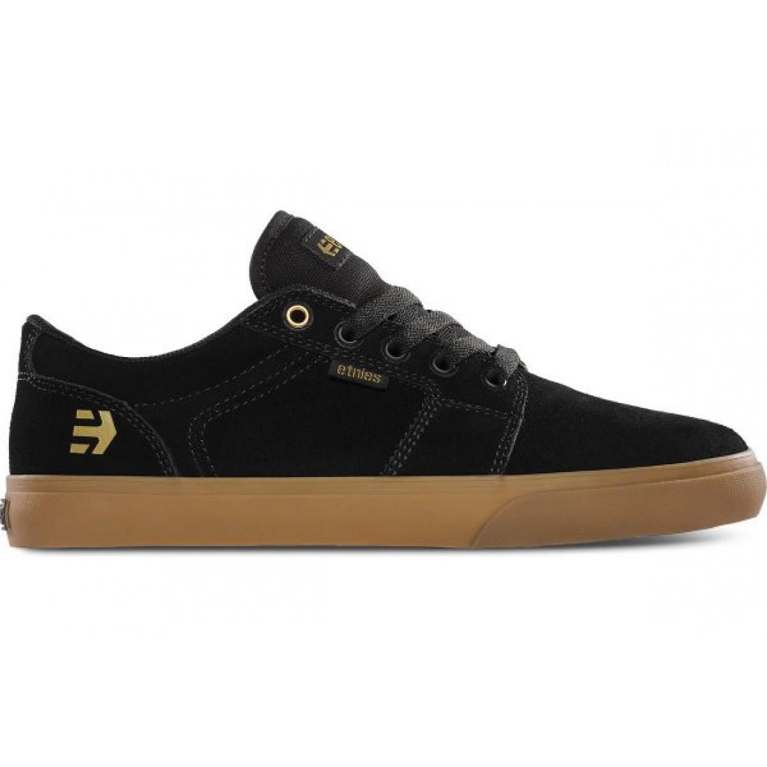 ETN-Barge LS Black/Gum