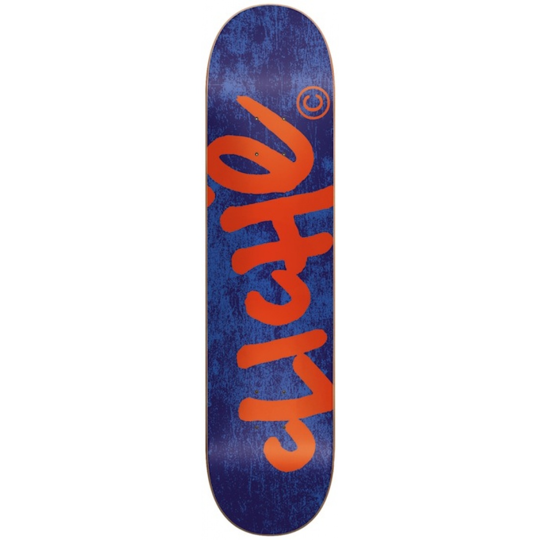 CLE-Handwritten Classic Flourescent Blue/Orange 8.1 Deck