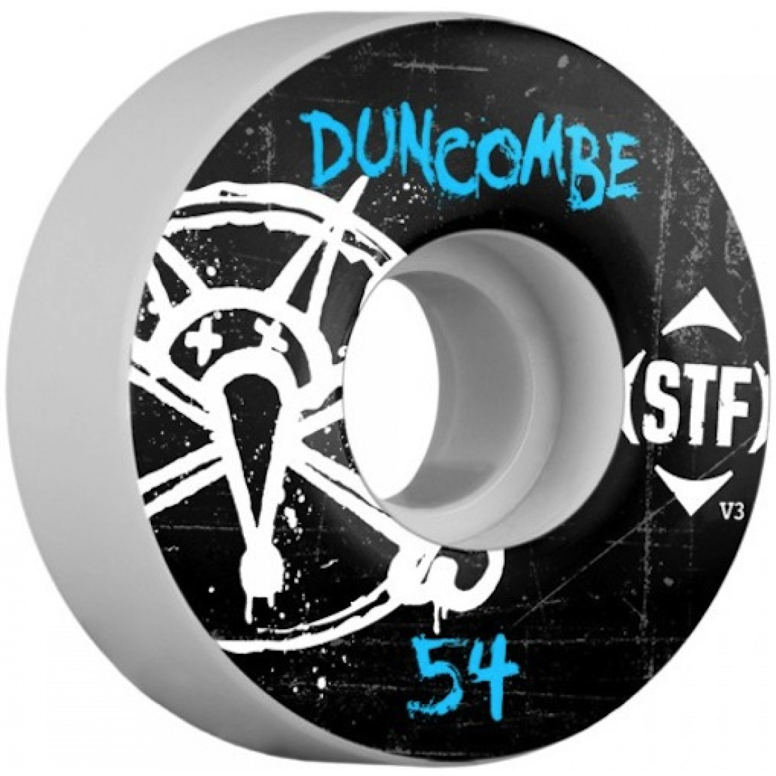 Bones Duncombe Oh Gee Streettech 54MM Wheels (Set of 4)