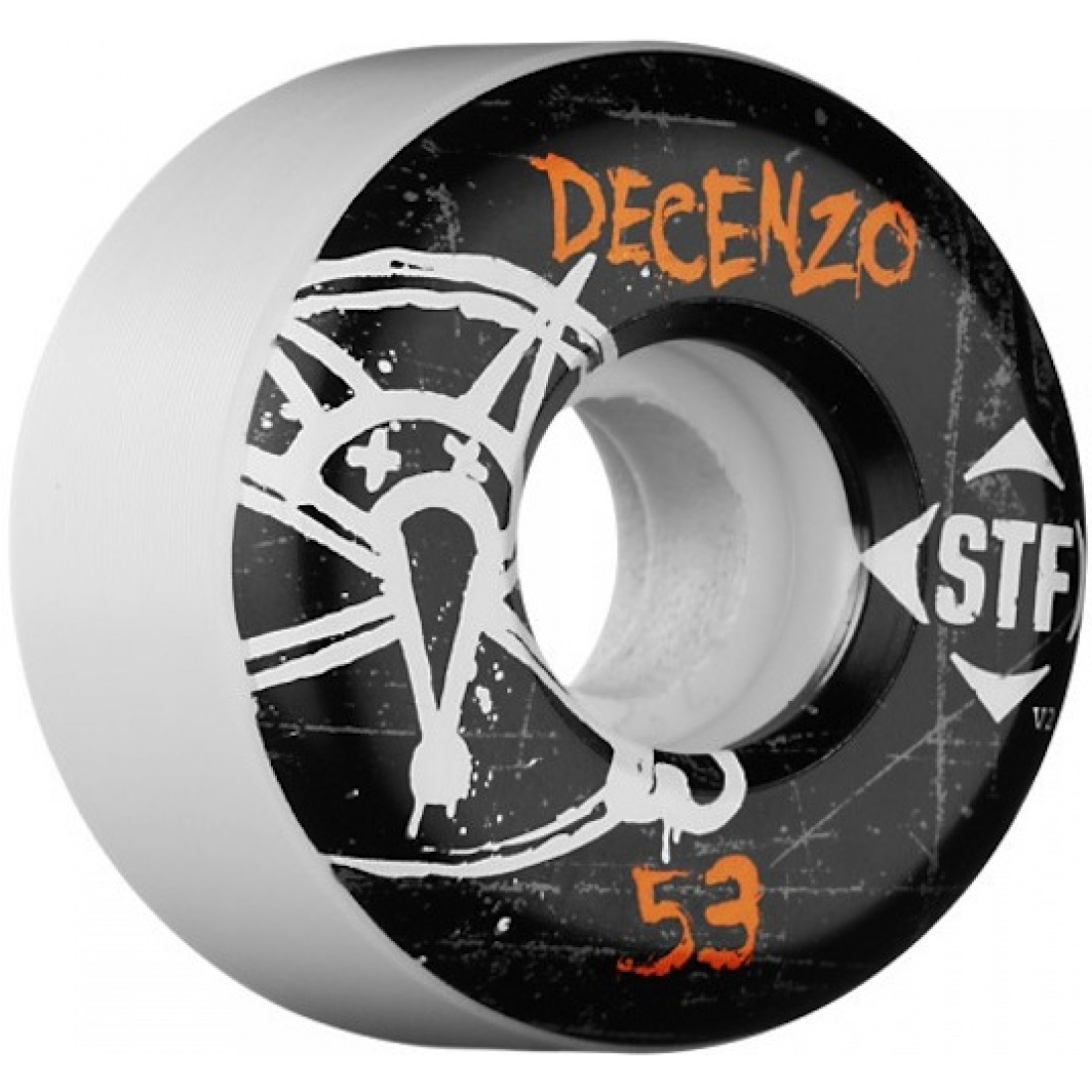 Bones Decenzo Oh Gee Streettech 53MM Wheels (Set of 4)