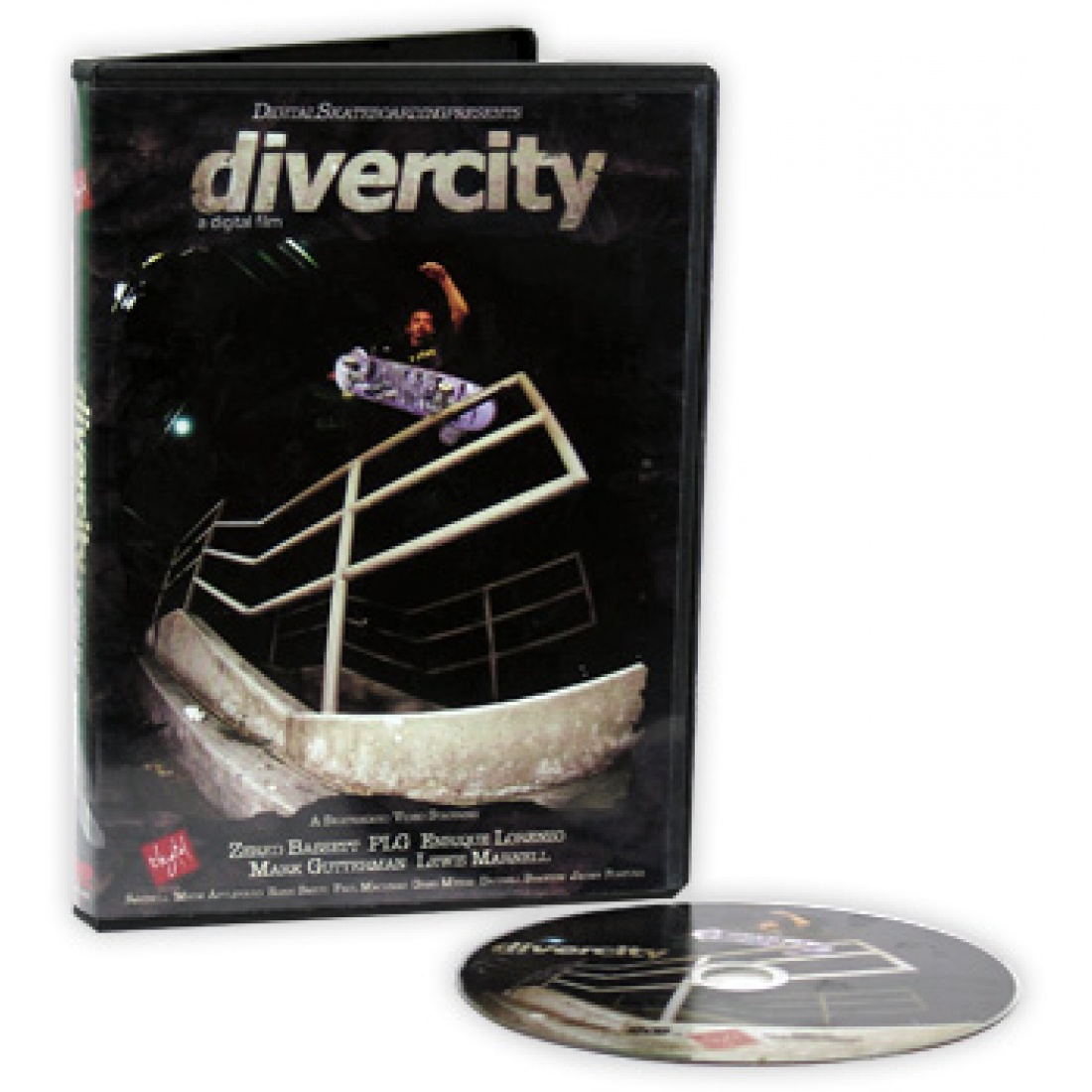 Digital Diversity DVD