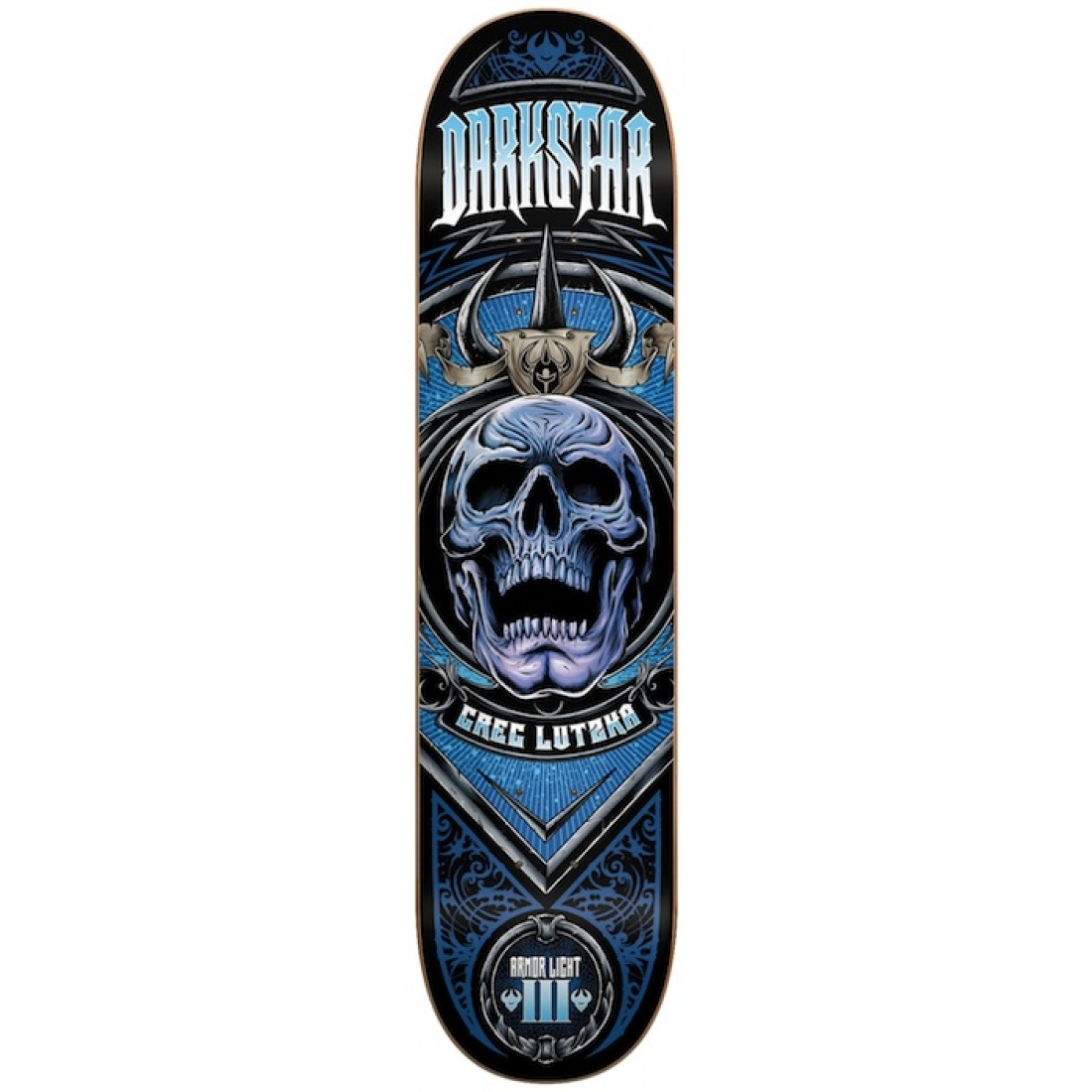 DST-Crest Armor Light 3 Lutzka 7.9 Deck