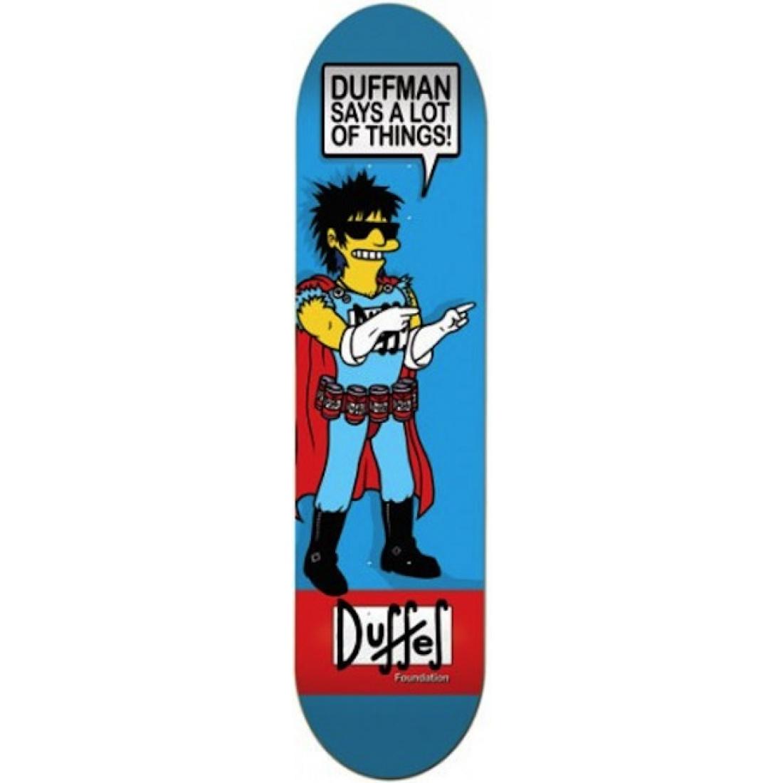 FS-Duffel Dufman Board 8.0 Deck