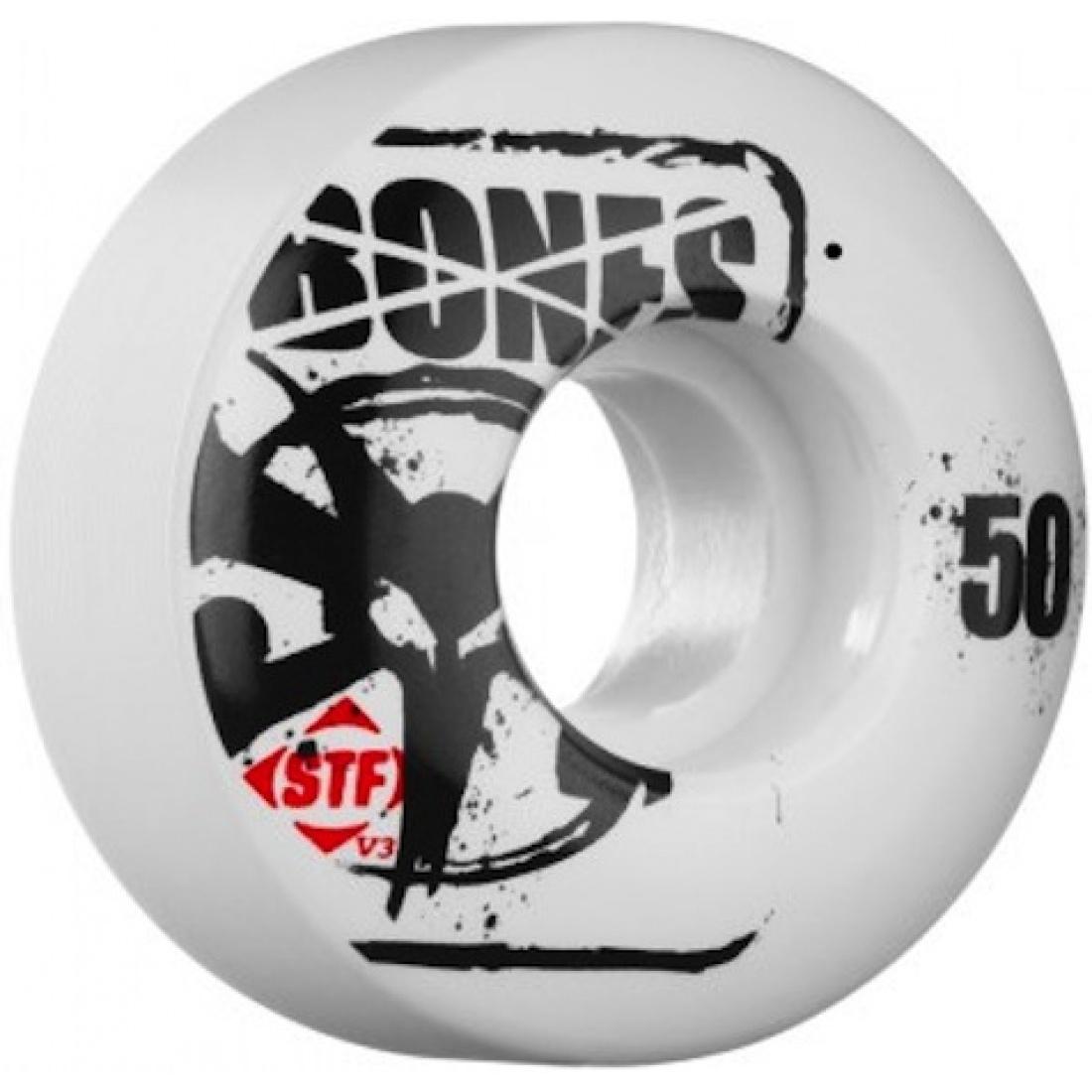 Bones Slim Bones Streettech 50MM Wheels (Set of 4)