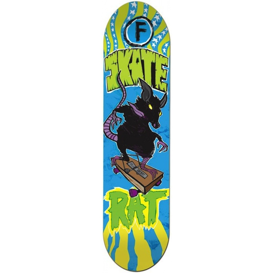 FS-Skate Rat 8.0 Deck