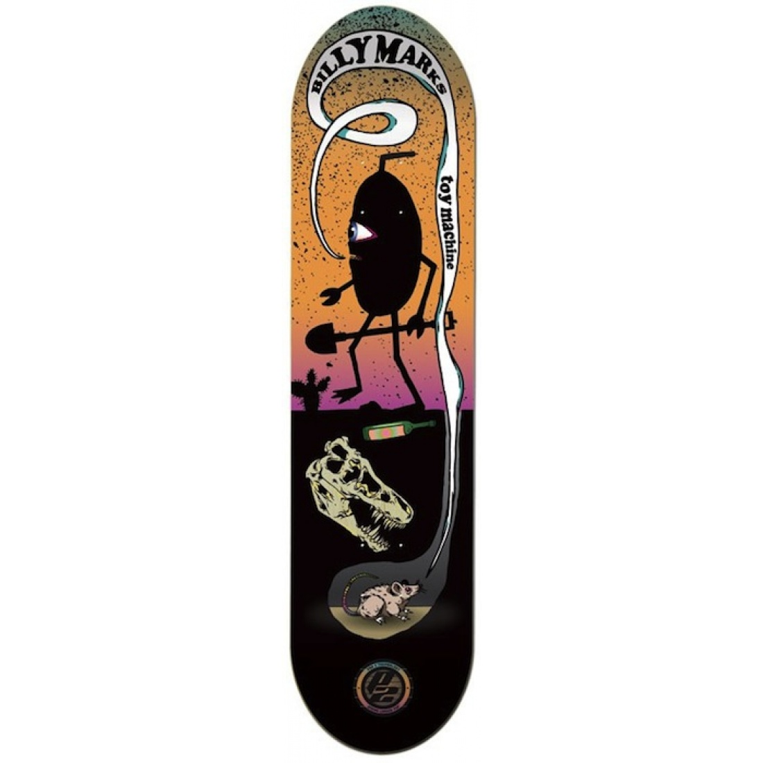 TM-Billy Marks Pro2 7.8 Deck