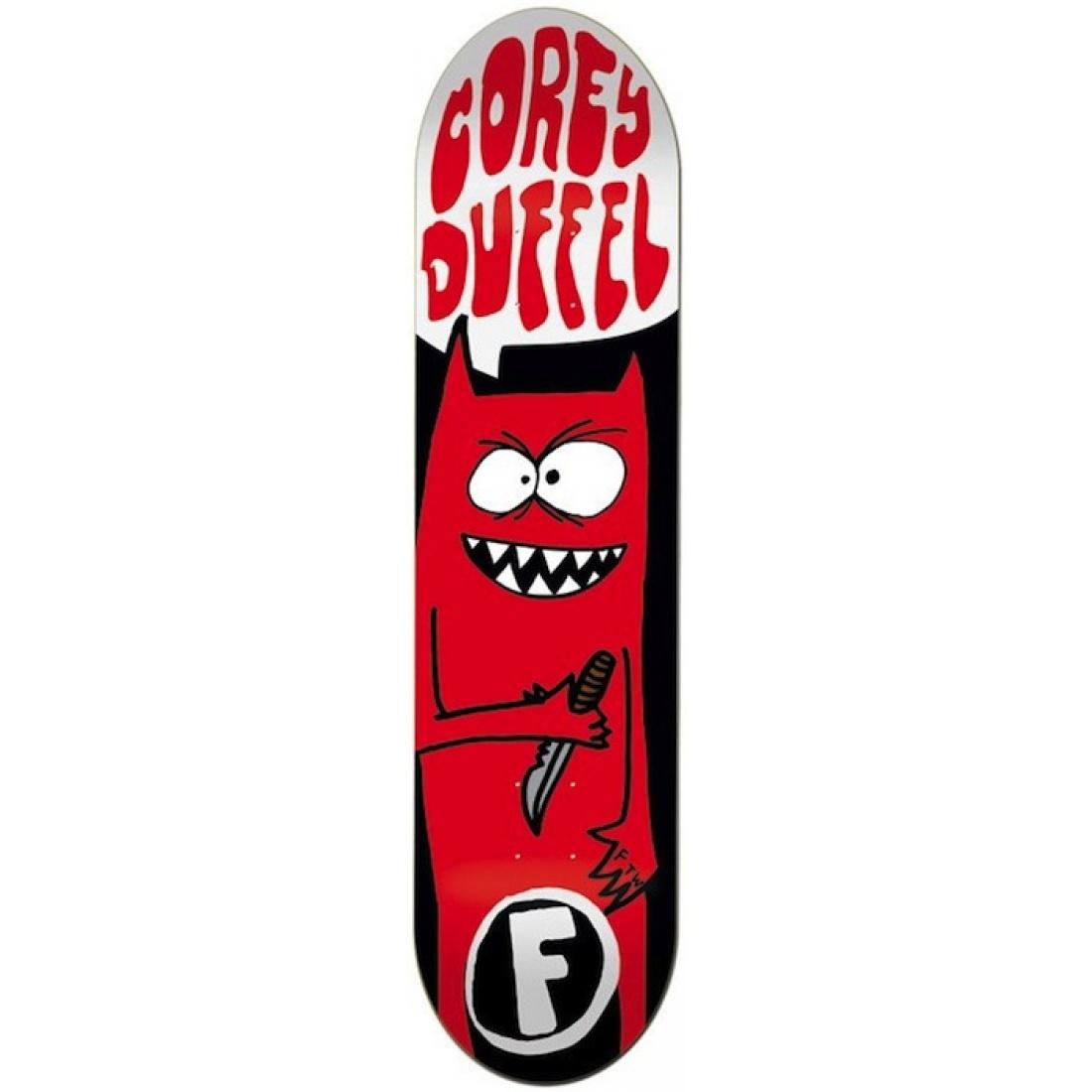 FS-Duffle Yuck 8.3 Deck