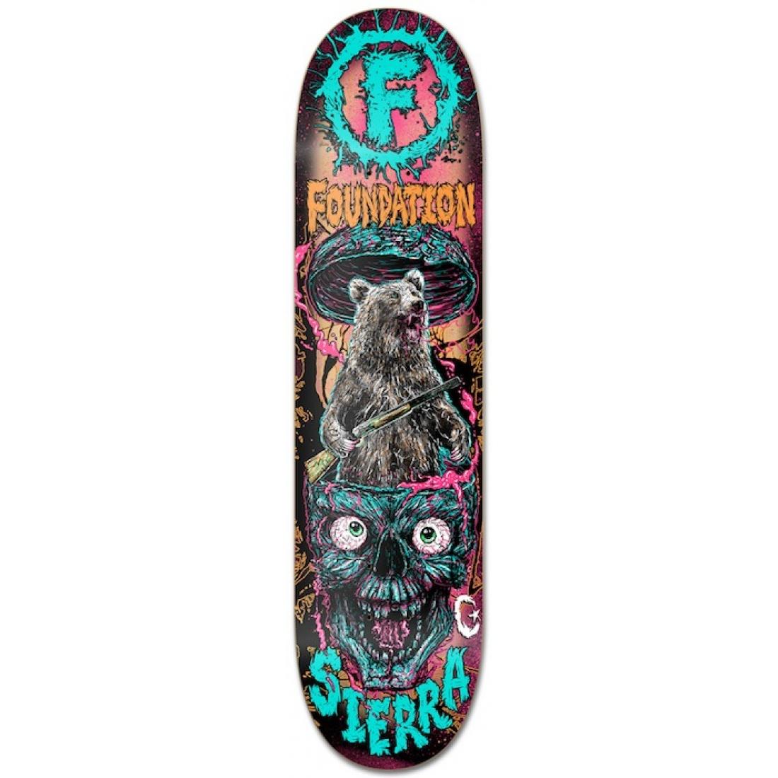 FS-Fellers Skull Poppin 8.25 Deck