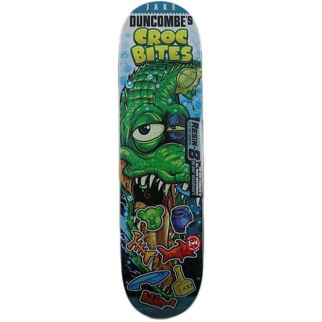 BLD-Munchies R8 Duncombe 8.1 Deck