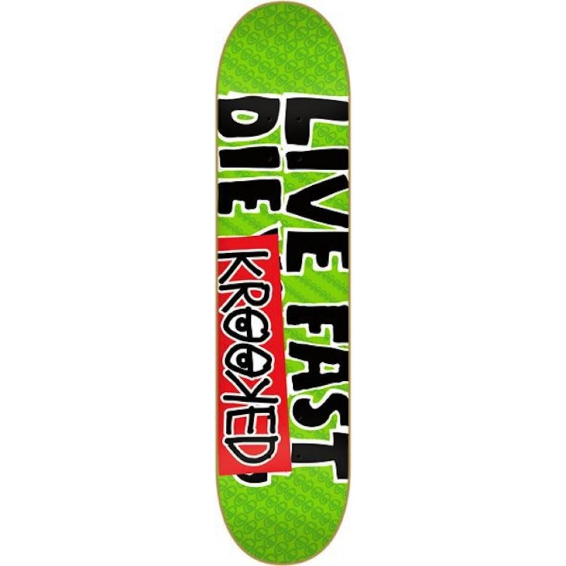 KR-Live Fast Large 8.4 Deck