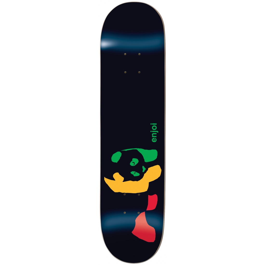 ENJ-Rasta Panda Wide R7 Black 8.1 Deck