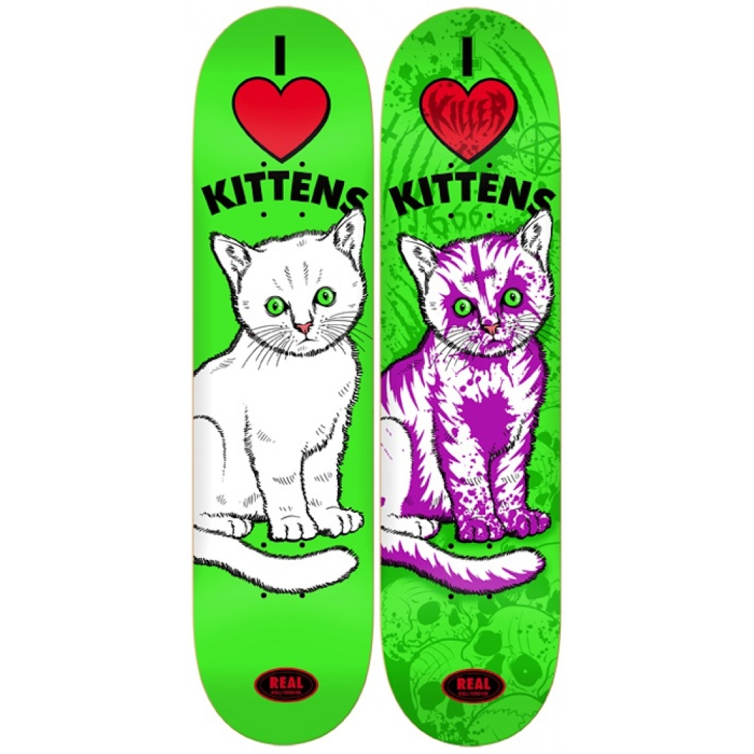 RL-Sunburn Kitty 2nd Degree 8.1 Deck