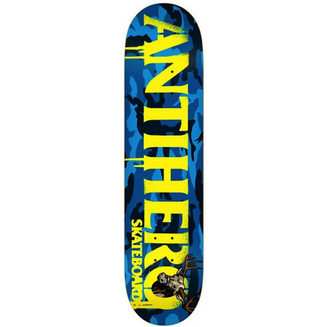 AH-Cow Horn Small 7.8 Deck