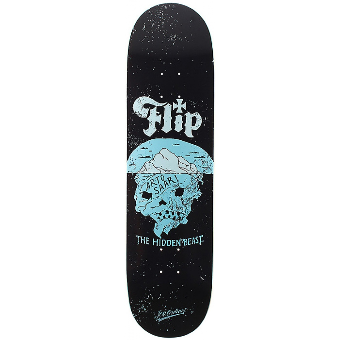 FLP-Saari Contino HiddenBeast 8.1 Deck