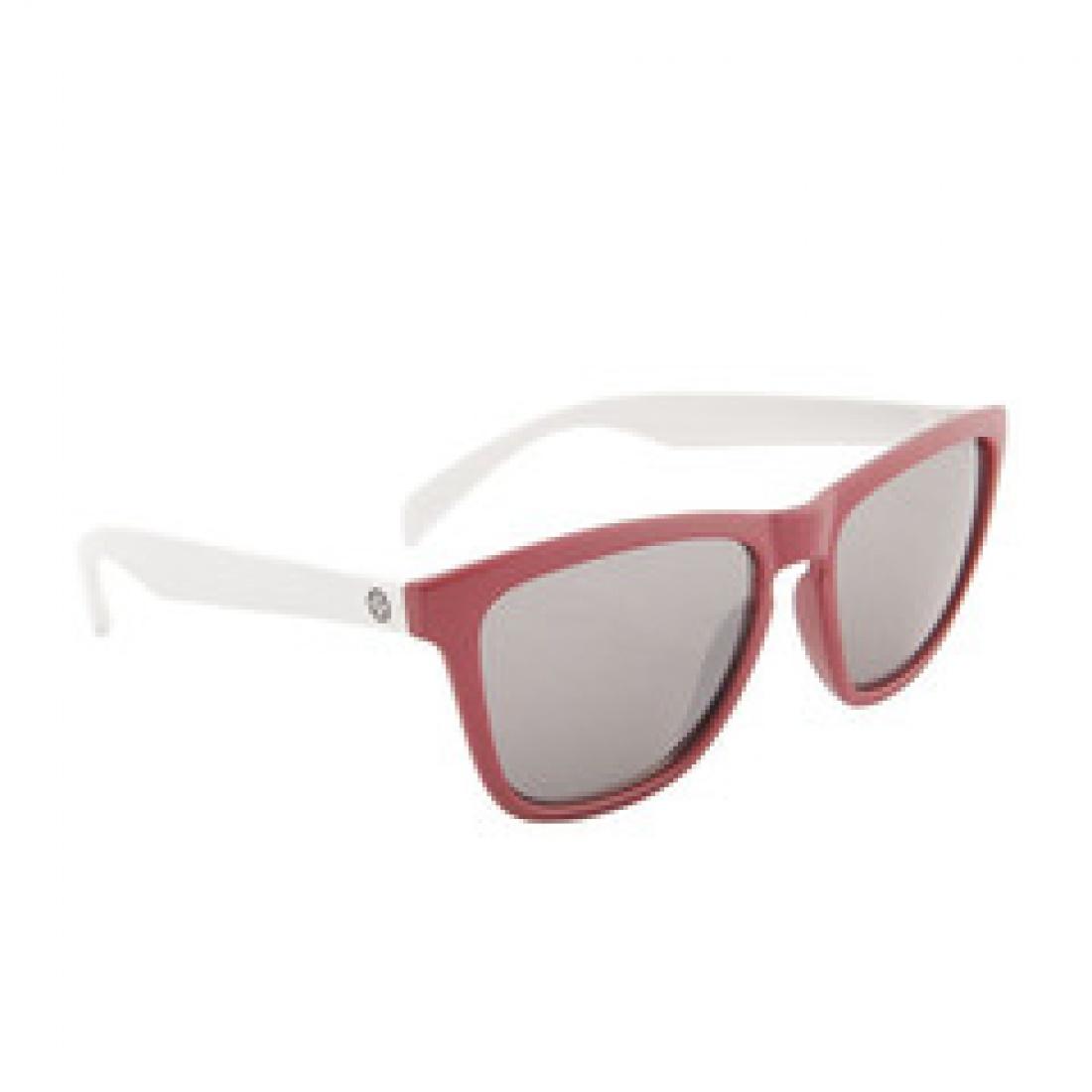 IND-Marina Sunglasses Red/Wht OS Unisex
