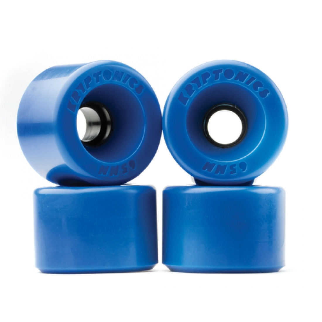 KRY-Star Trac Wheels Blue 65mm