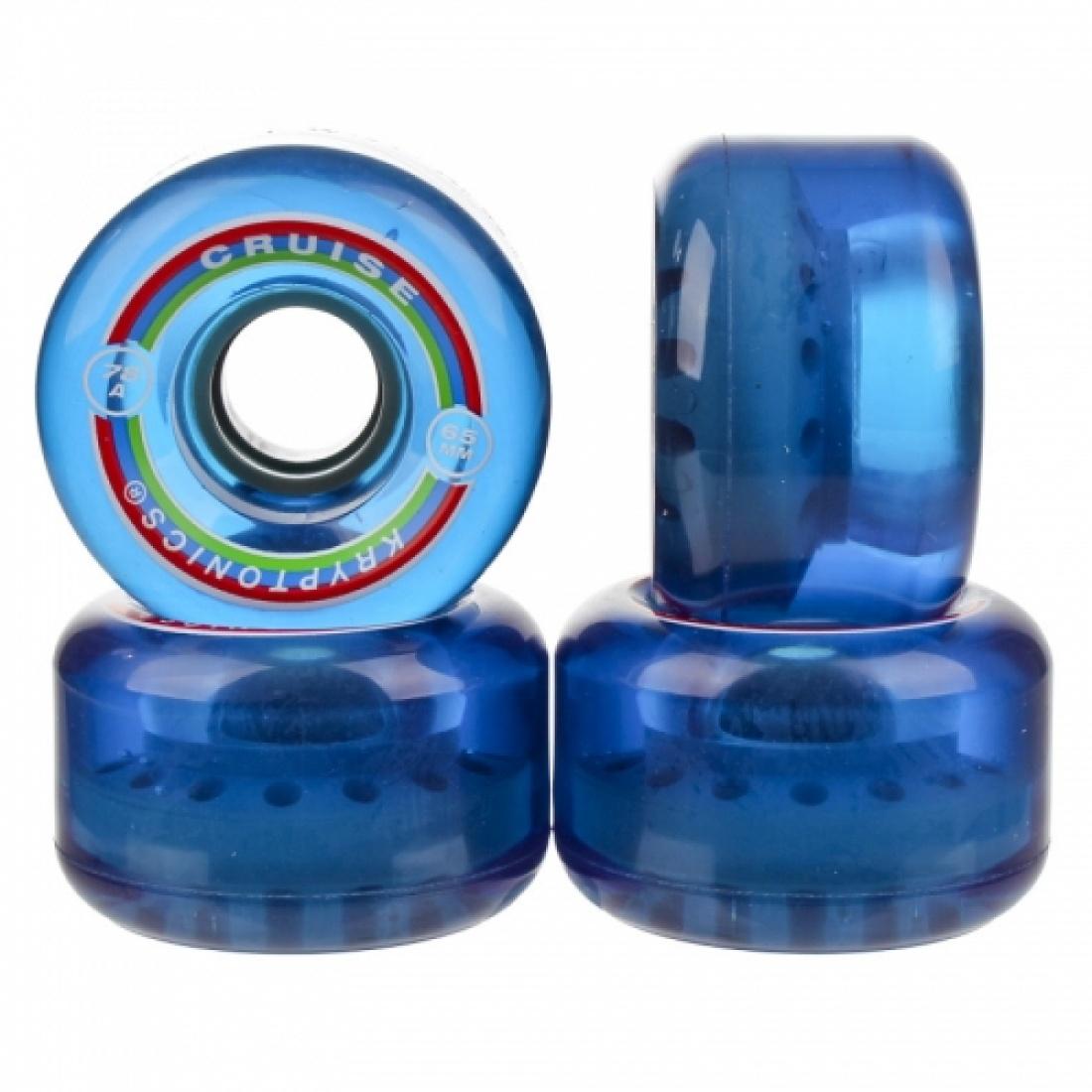 KRY-Cruise Wheels Blue 65mm