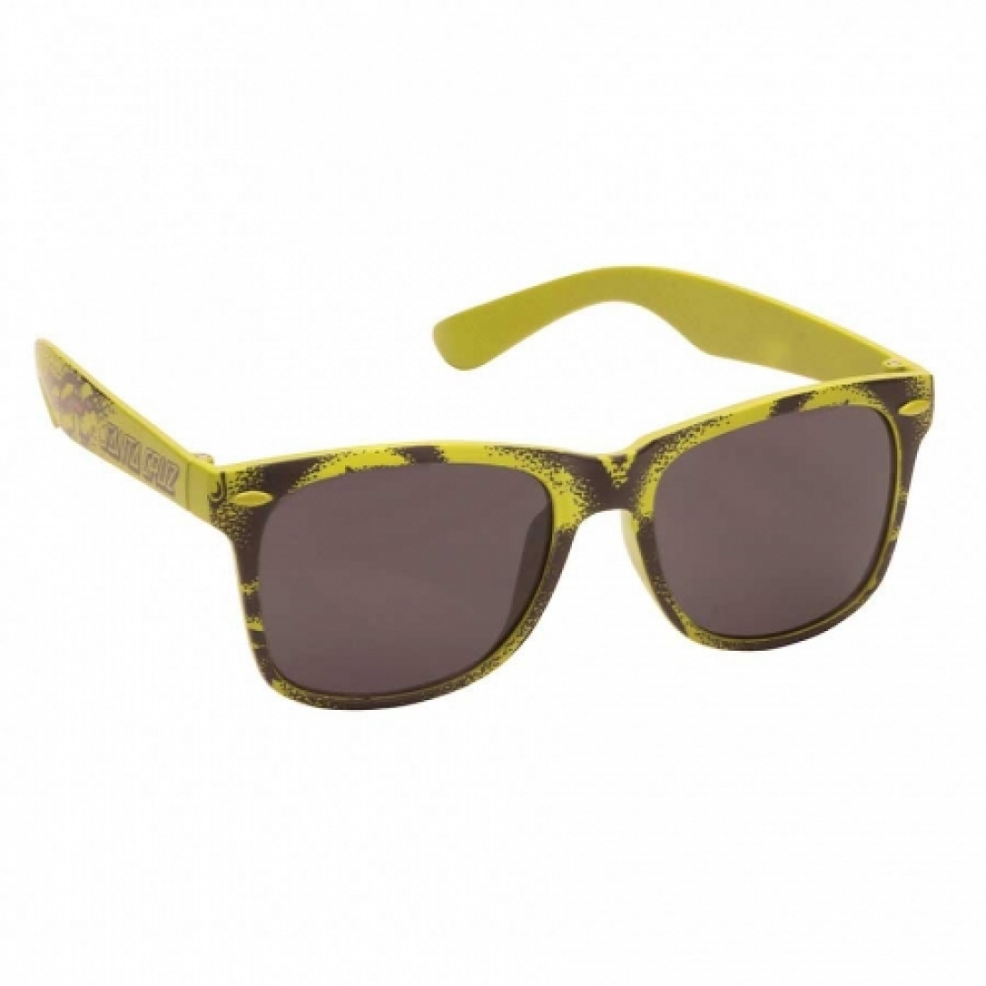 SCZ-Rob Face  Sunglasses Yellow OS Unisex
