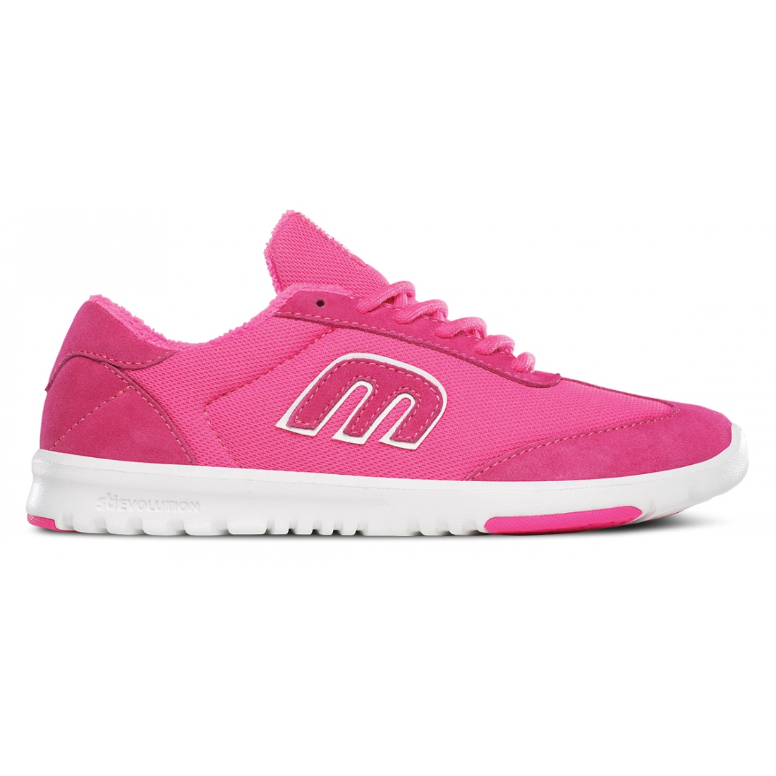 ETN-Lo-cut Pink/White/Pink Girls Shoes