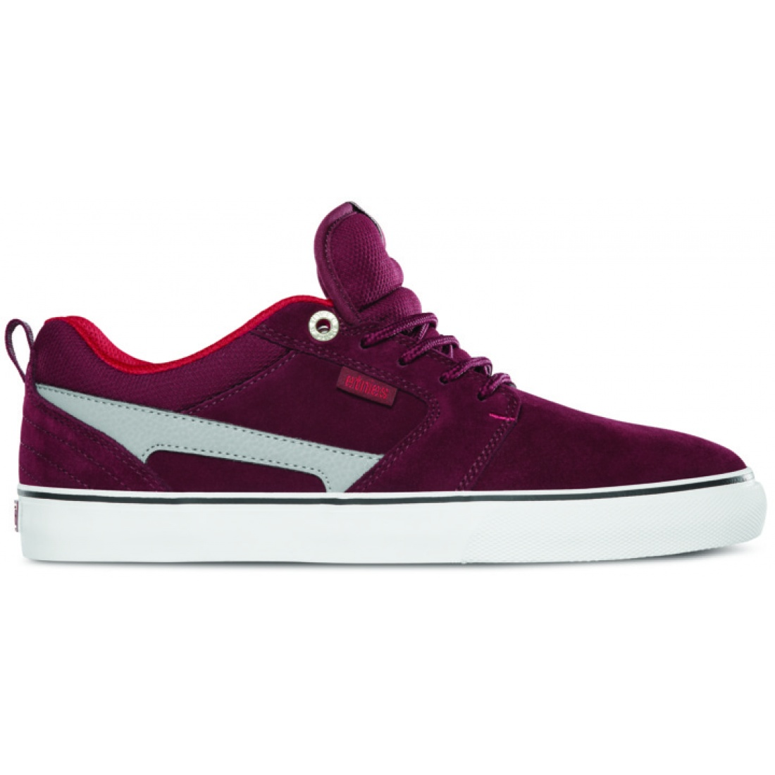 ETN-Rap Ct Maroon Shoes