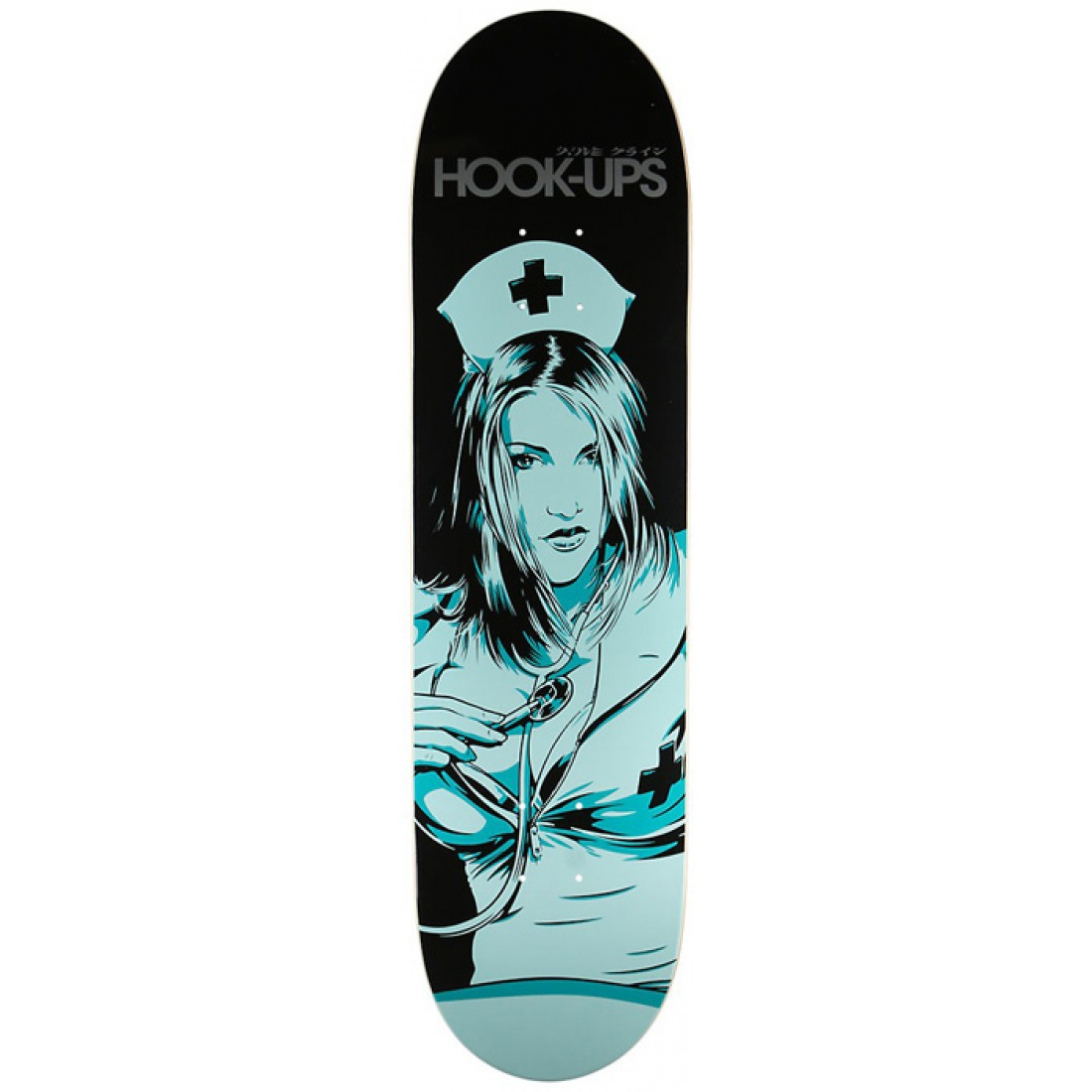 HU-Nurse Girl Rachel 8.2 Deck