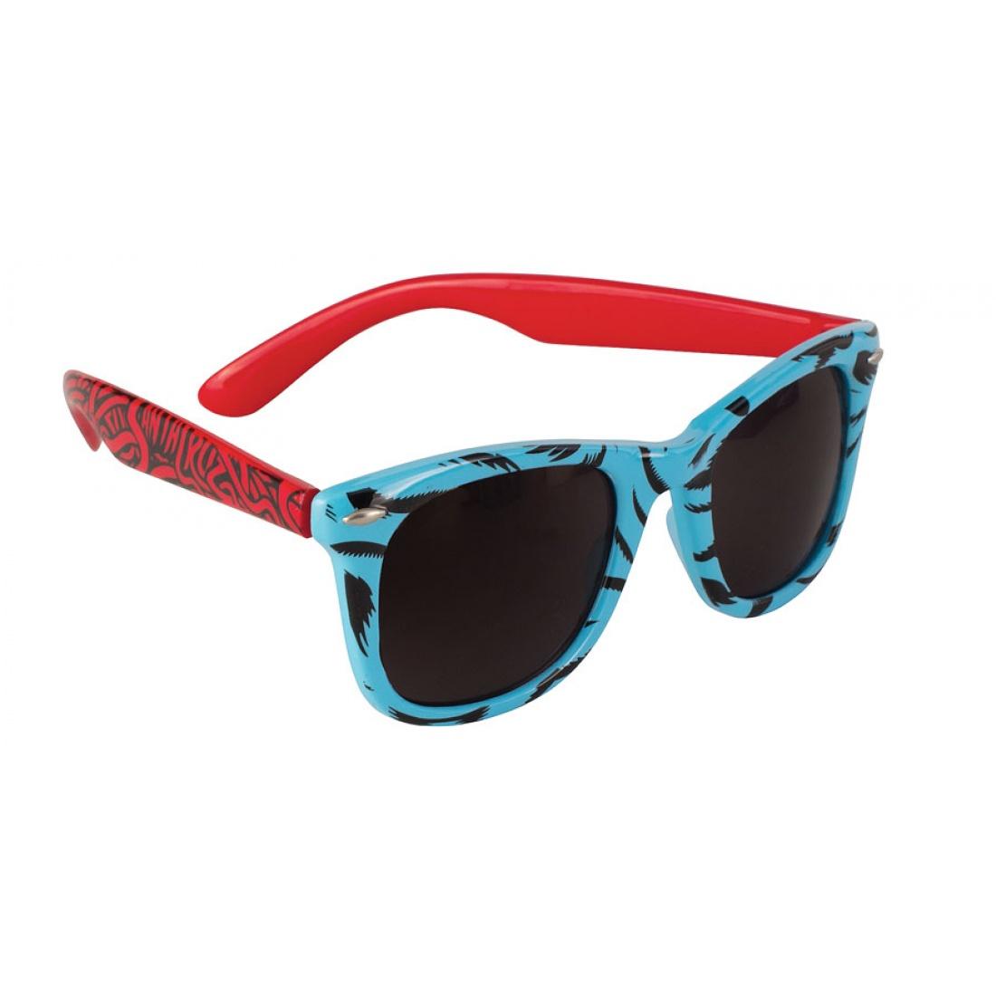 SCZ-Screaming Sunglasses Blue OS Unisex