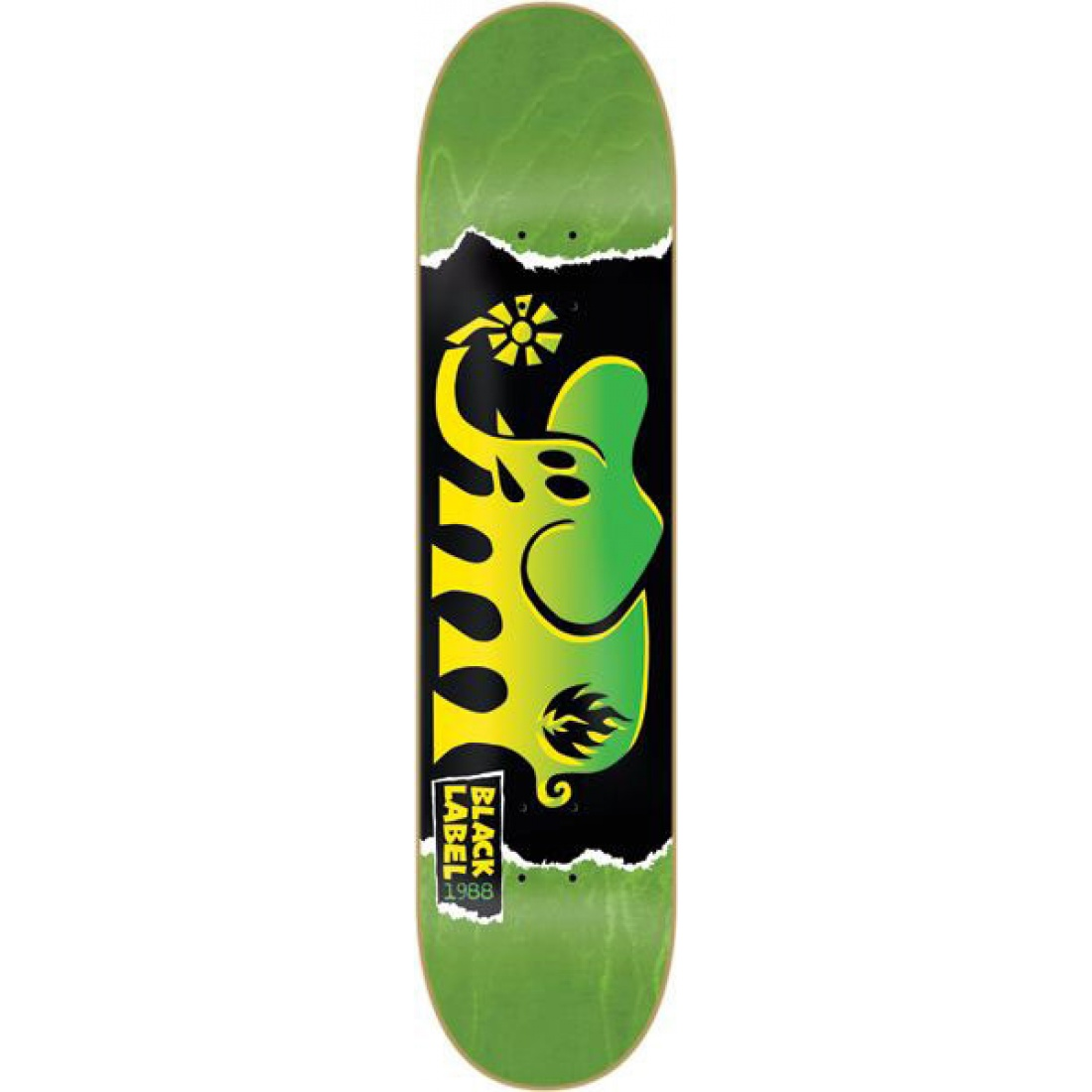 BL-Ripped Elephant Fade 8.0 Deck