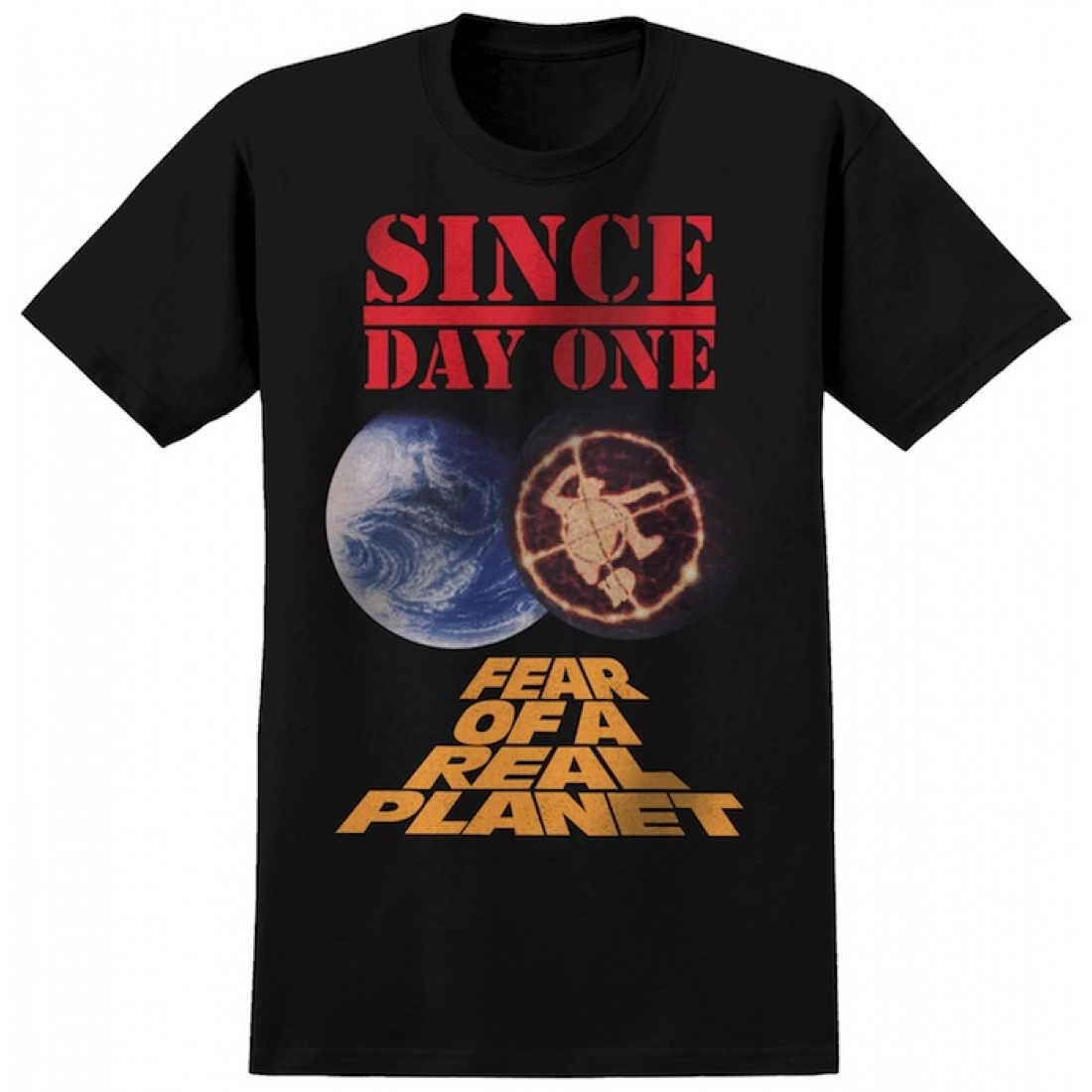 RL-Ishod Planet Black Tee