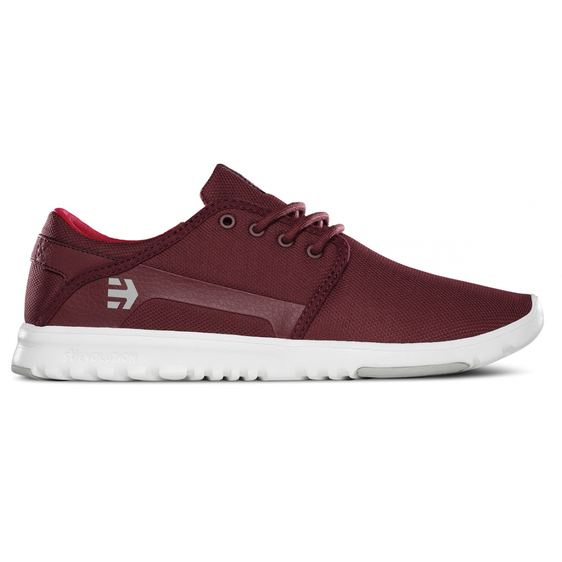 ETN-Scout Burgundy Shoes