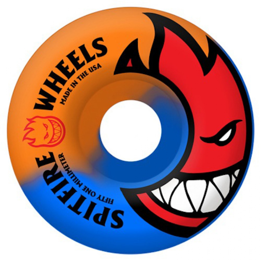 SF-Bighead Psychotropic Swirl 52MM Wheels  (Set of 4)