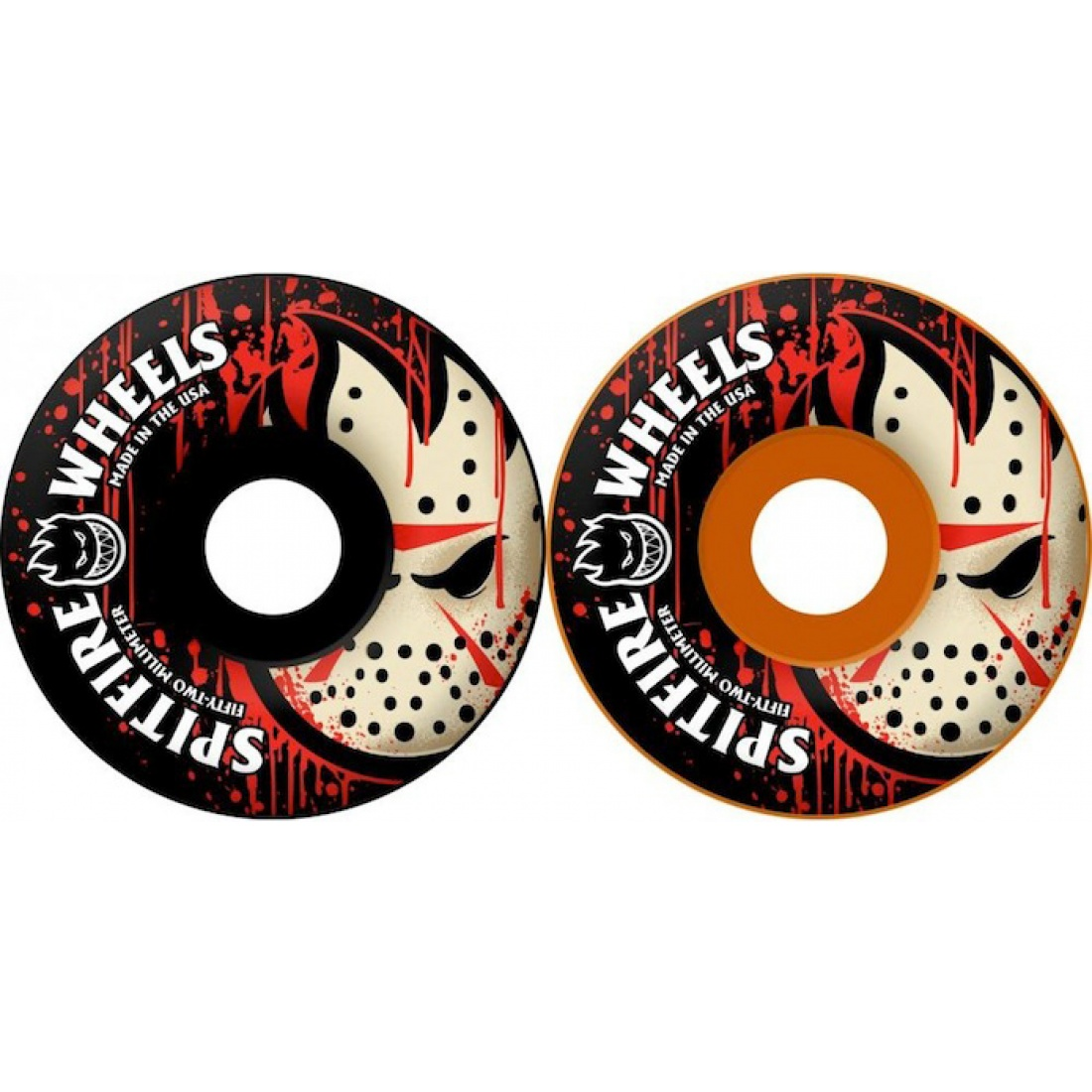 SF-Horror Mash 52MM Wheels  (Set of 4)